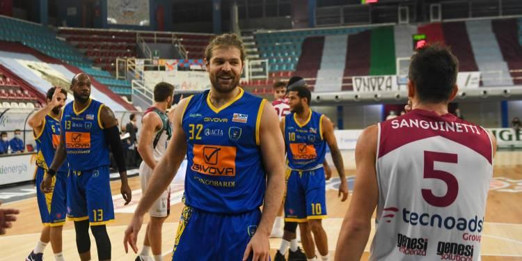 Valerio Cucci, Givova Scafati