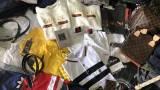 Genzano- merce contraffatta GDF Roma