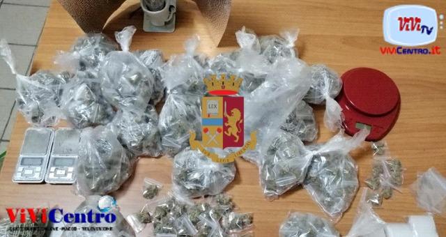 Polizia: controlli sul territorio tra Secondigliano e Pianura