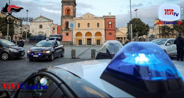 Ercolano: Carabinieri arrestano il pusher e suo fratello