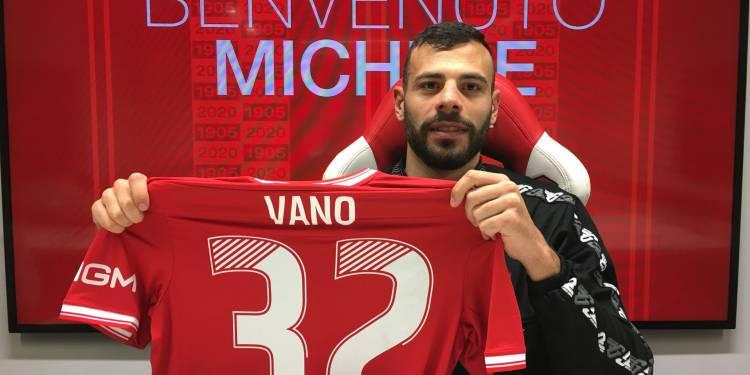 Michele Vano - attaccante Perugia -