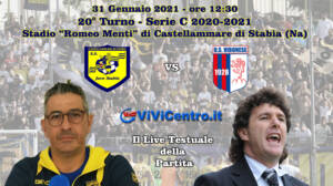 Juve Stabia Vibonese LIVE