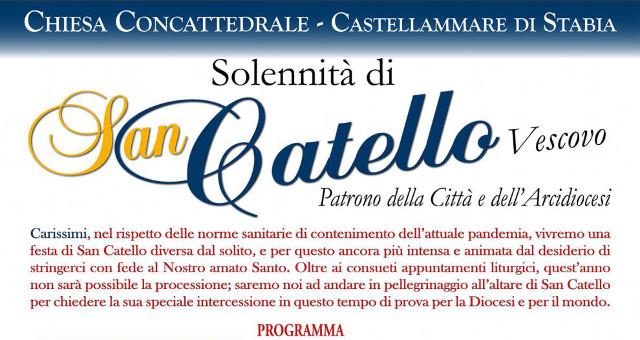 Locandina San Catello