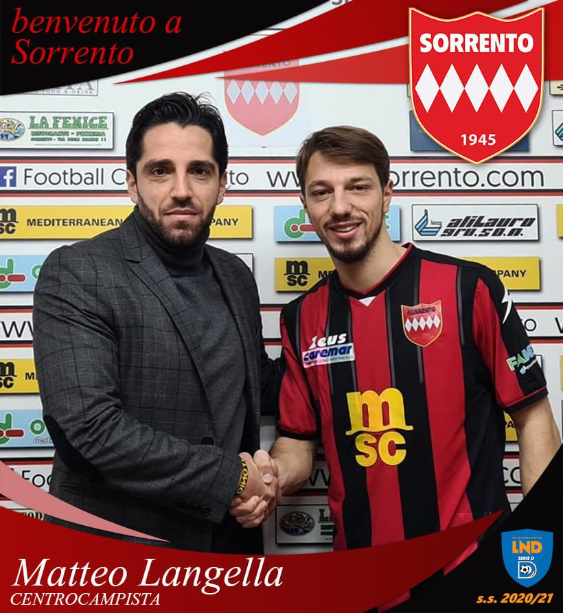 Matteo Langella - Sorrento