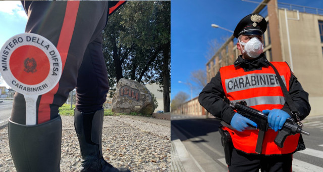 Operazioni dei Carabinieri a Silanus