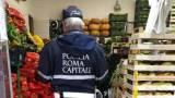 Controlli Polizia Locale Roma- frutterie e tavola calda