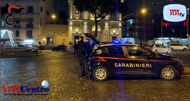 Portici Ercolano e Torre del Greco, Operazioni dei Carabinieri