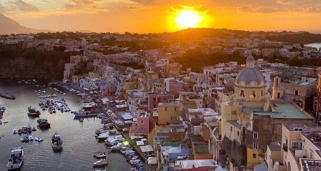 Procida tra le dieci finaliste come Capitale Italiana della Cultura