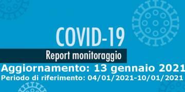 Report settimanale delle Regioni a cura della Cabina di Regia