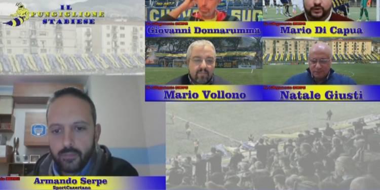 """Serpe (giornalista): """"Casertana diversa grazie al mercato di riparazione"""""""