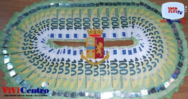 Secondigliano: sorpresi con 5700 euro in banconote false