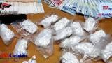 Padre e figlio arrestati, a Nuvolento, per spaccio droga