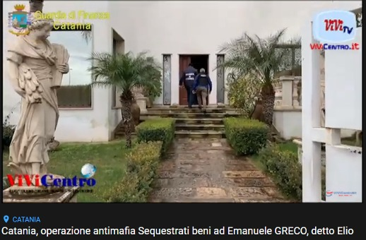 Il Comando Provinciale della Guardia di Finanza di Catania ha proceduto al sequestro
