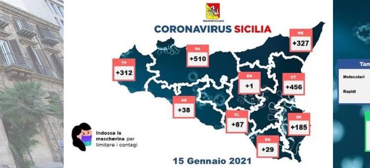 L'odierna ordinanza del Presidente della Regione Sicilia