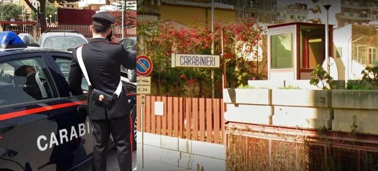 I Carabinieri lo hanno arrestato che spacciava