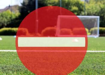 Ufficiale: allenamenti di squadra e campionati fermi fino al 5 marzo