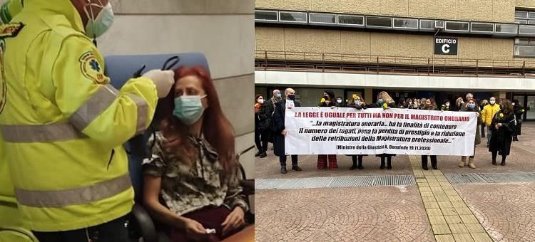 Al 16° giorno di sciopero della fame sviene