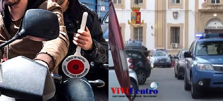La Polizia di Stato di Palermo ha effettuato tre arresti