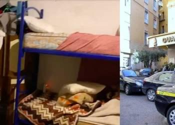 Tunisino fermato per favoreggiamento con finalità di terrorismo (VIDEO)