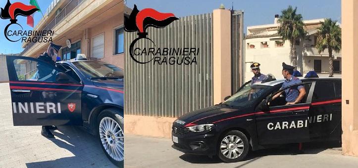 I CC hanno denunciato tre rumeni con attrezzi da scasso e arrestato un algerino in flagranza di reato