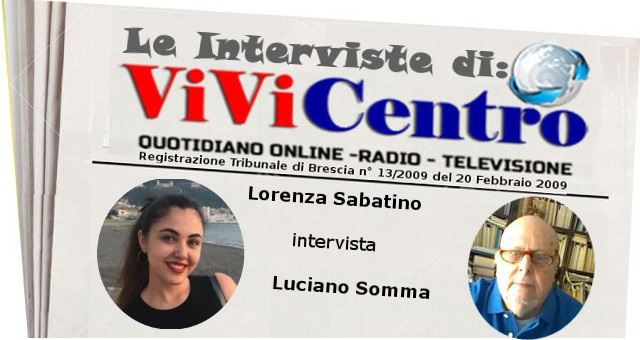 Videointervista al poeta Luciano Somma