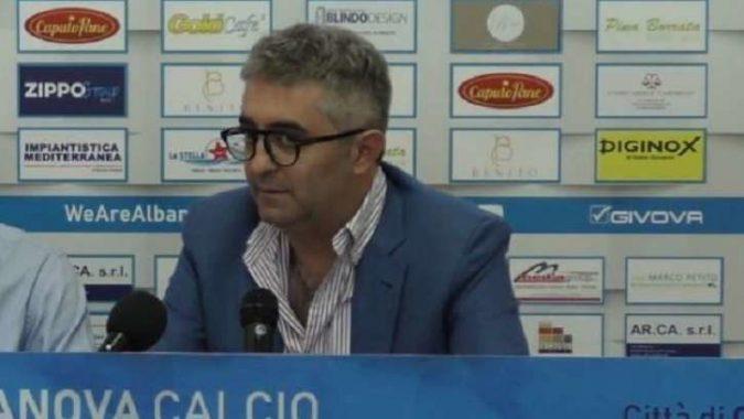 Il patron dell'Albanova Zippo resta critico: la stagione non doveva iniziare