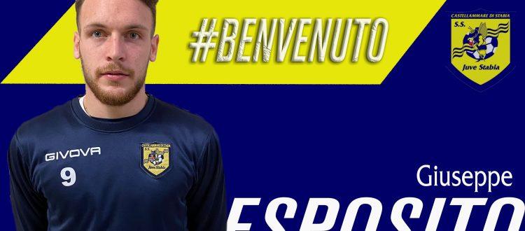 Giuseppe Esposito Juve Stabia