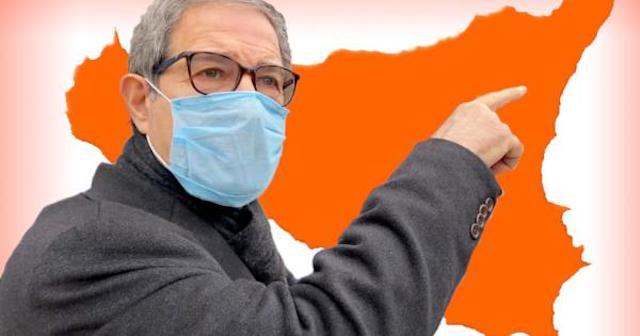 """La Sicilia torna """"arancione"""". Rientro in presenza per gli alunni del I grado"""