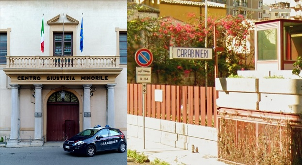 I CC di Palermo della Stazione Crispi hanno denunciato 13 adolescenti