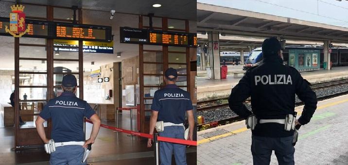 3 indagati dalla Polizia Ferroviaria