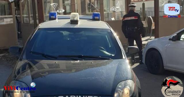 Aggrediscono i Carabinieri ed i clienti di un bar a Edolo