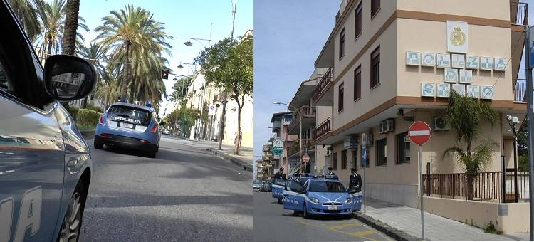Arrestati dalla Polizia di Stato di Messina