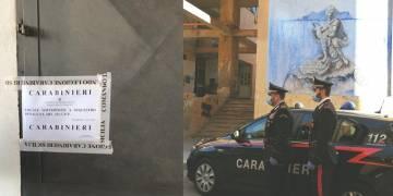 Arresto per furto; chiusa vendita abusiva di carne; scoperti lavoratori in nero
