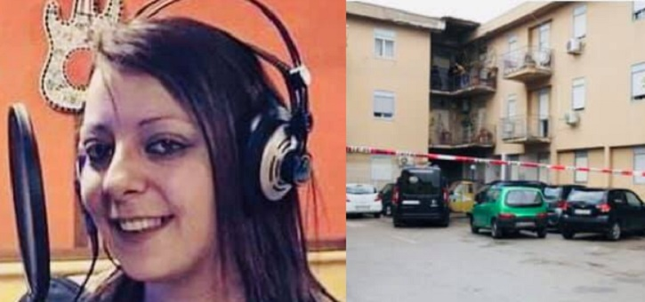 Accaduto a Palermo. La donna 32enne era una cantante