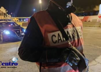 Carabinieri Basovizza (Trieste)