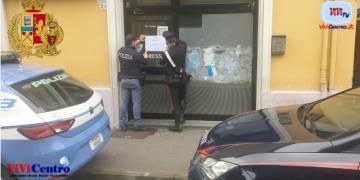 Centro storico, sorpresi in un bar; clienti sanzionati e locale chiuso