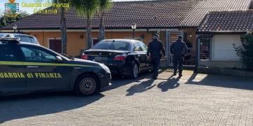 Confiscati dalla GdF di Catania beni per 10 milioni di euro