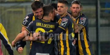 Copertina Juve Stabia Teramo Calcio Serie C 2020-2021