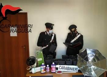 Il giovane è stato arrestato durante i controlli dei Carabinieri