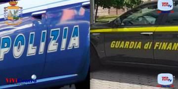 Guardia di Finanza e Polizia di Stato: Sequestri per oltre 4ml di euro