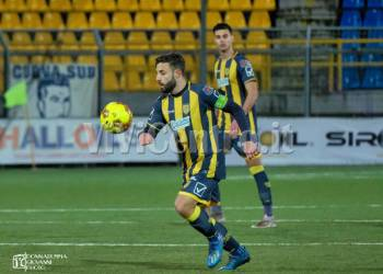 Juve Stabia - Avellino Calcio Serie C Girone C 2020-2021 Berardocco (2)