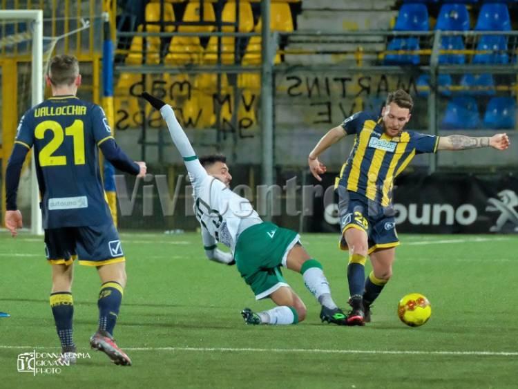 Juve Stabia - Avellino Calcio Serie C Girone C 2020-2021 Esposito