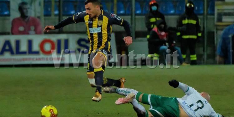Juve Stabia - Avellino Calcio Serie C Girone C 2020-2021 Orlando (4)