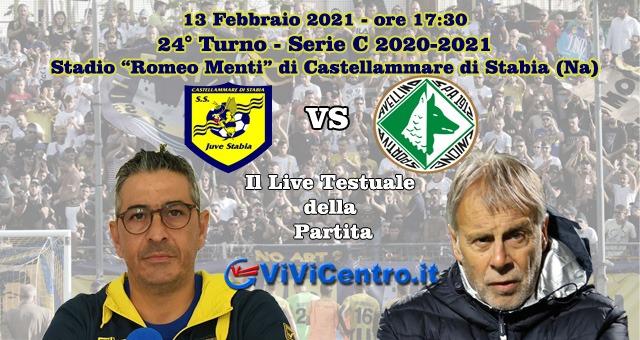 Juve Stabia Avellino LIVE