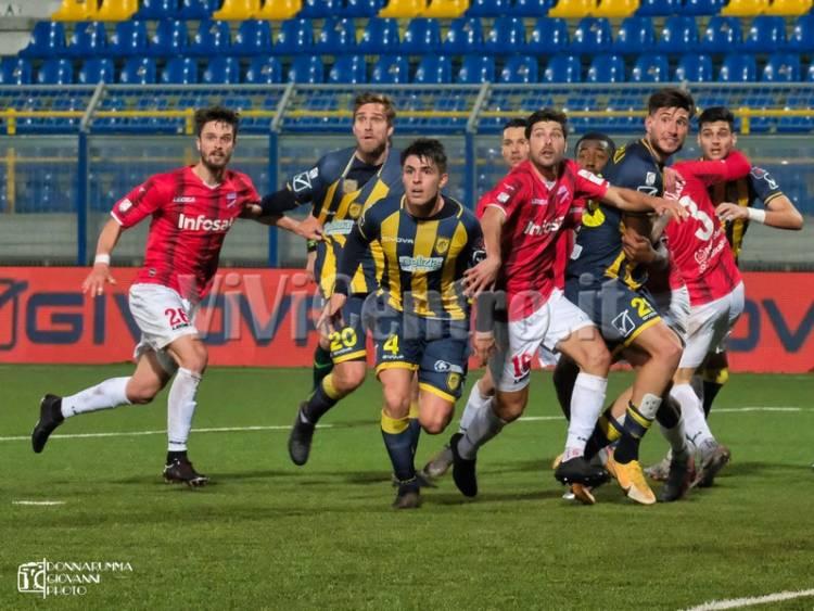 uve Stabia Teramo Calcio Serie C 2020-2021 Elizalde Troest Borrelli