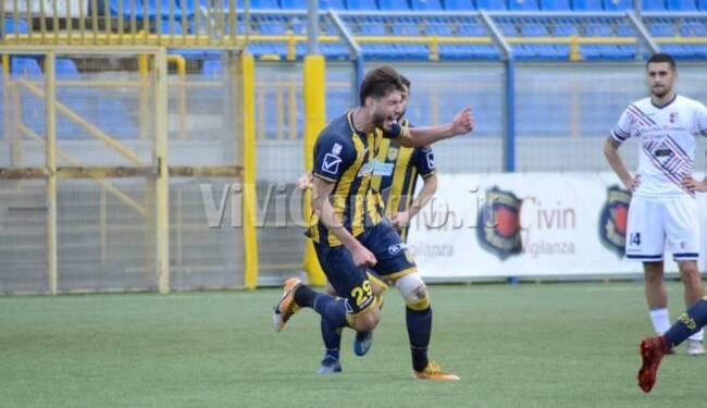 Borrelli Juve Stabia Vibonese Calcio Serie C 2020-2021 (26)