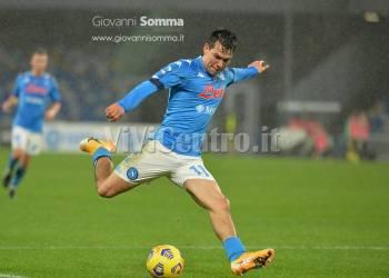 Podio Azzurro Atalanta-Napoli Coppa Italia