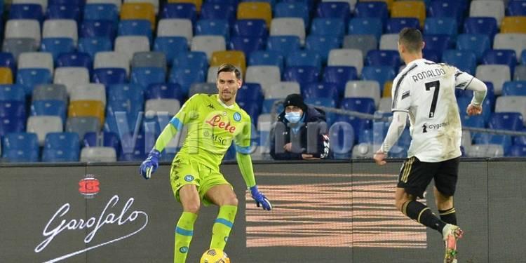 Alex Meret Napoli - Podio Azzurro