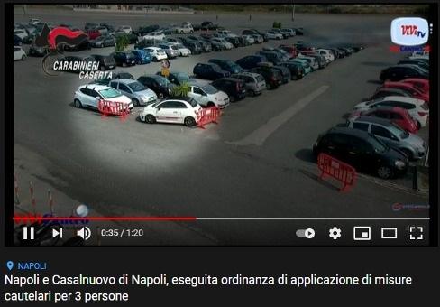 Napoli e Casalnuovo di Napoli, misure cautelari per 4 soggetti