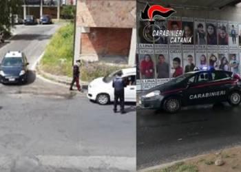 I CC di Catania hanno arrestato una 35enne durante un controllo